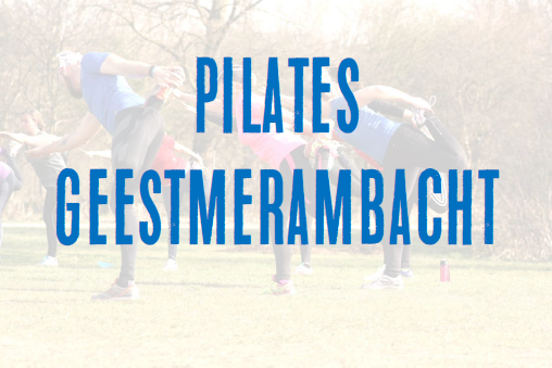 Pilates Geestmerambacht